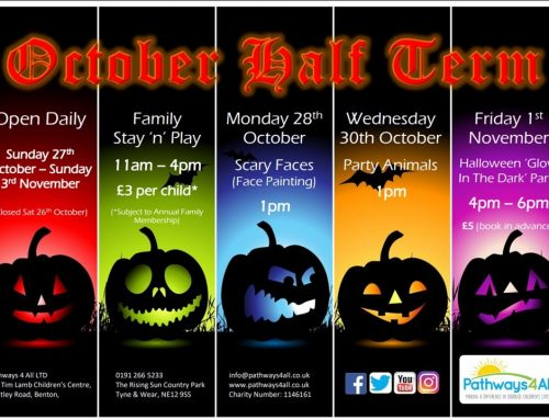 October Half Term Activity Programme