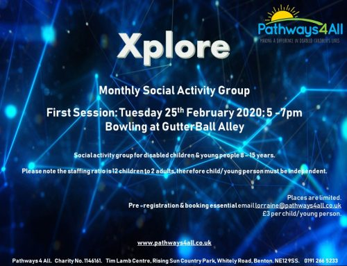New Activity Group Starting Soon