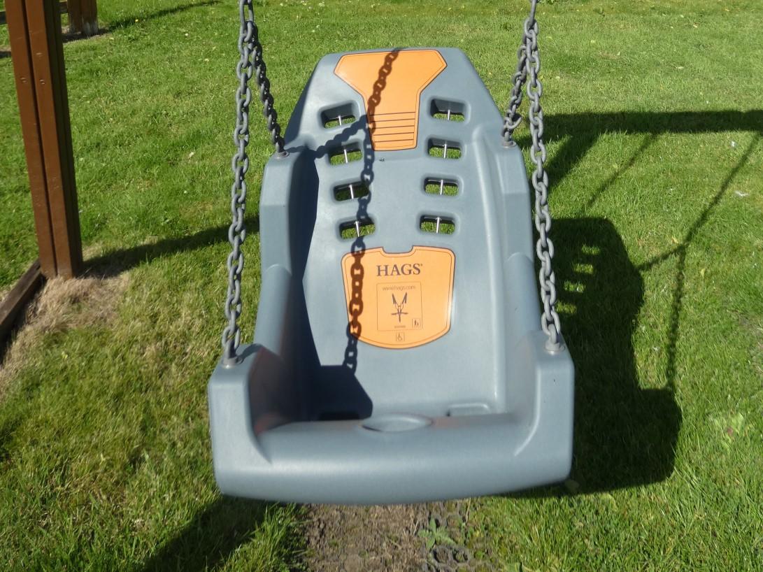 Mirage Disabled Swing Seat