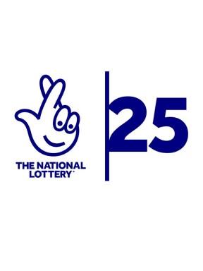 Lottery logo 25