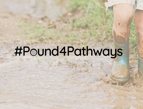 #Pound4Pathways