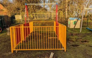 New Wheelchair Accessible Swing