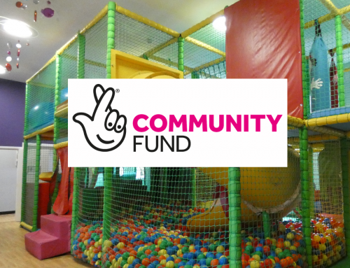 Soft Play Support from the Community Fund